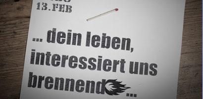 Drohbrief an die Unterzeichner_inn_en des Aufrufs von 'Dresden, Nazifrei!' zum 13. Februar 2010